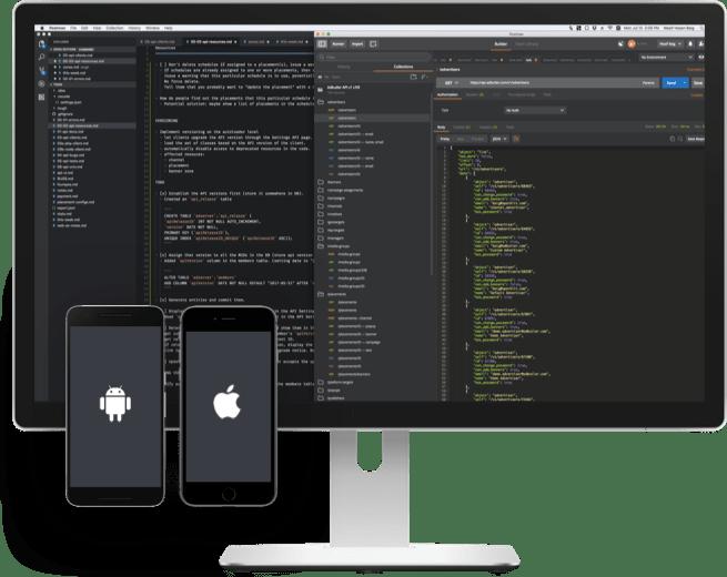 Developer's API - Build your own Ad Server